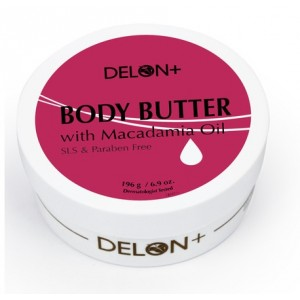 Buy Herbal Delon Macadamia Oil Body Butter - Nykaa