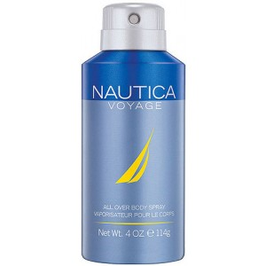 Buy Nautica Voyage Deodorant Body Spray - Nykaa