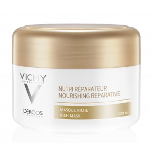 Buy Vichy Dercos Nutri-Repair Mask - Nykaa