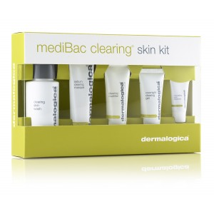 Buy Dermalogica MediBac Clearing Adult Acne Kit - Nykaa