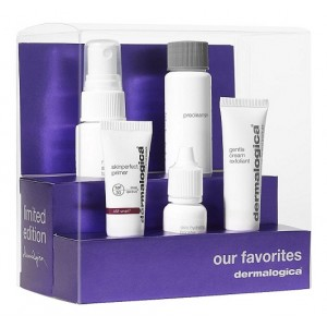 Buy Dermalogica Our Favourities Limited Edition Gift Set - Nykaa