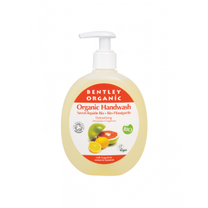 Buy Bentley Organic Detoxifying Handwash - Nykaa