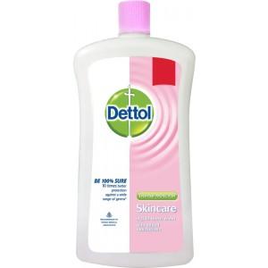 Buy Dettol Liquid Soap Skincare Jar - Nykaa