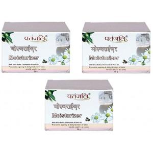 Buy Patanjali Moisturizer Cream(Pack Of 3) - Nykaa