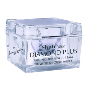 Buy Shahnaz Husain Diamond Skin Nourishing Cream - Nykaa