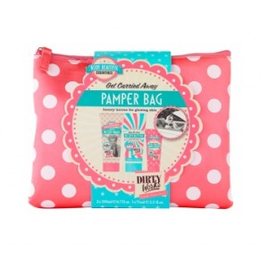 Buy Dirty Works Get Carried Away Pamper Bag - Nykaa