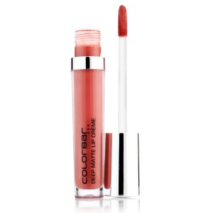 Buy Colorbar Deep Matte Lip Crème - Nykaa