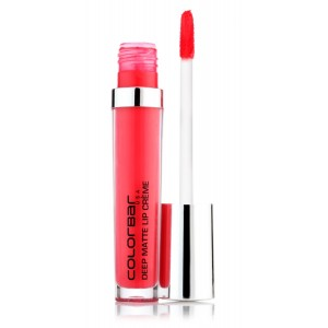 Buy Herbal Colorbar Deep Matte Lip Crème - Nykaa