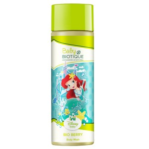 Buy Biotique Disney Baby Girl Bio Berry Body Wash - Nykaa