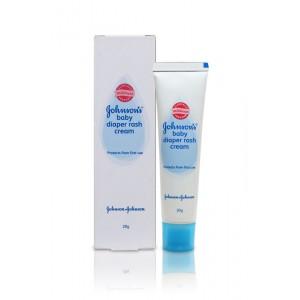 Buy Johnson & Johnson Baby Diaper Rash Cream- 20gm - Nykaa