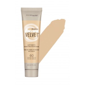 Buy Maybelline New York Dream Velvet Foundation - Nykaa