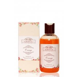 Buy Gratia Orange Shower Gel - Nykaa