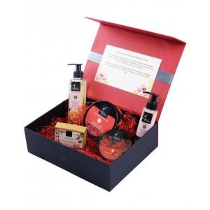 Buy Natural Bath & Body Rose Blush - Nykaa
