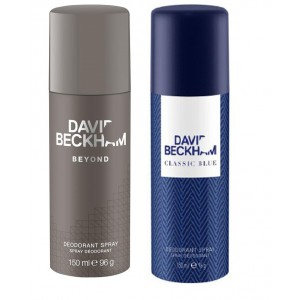 Buy David Beckham Pack Of 2 - Beyond And Classic Blue - Nykaa