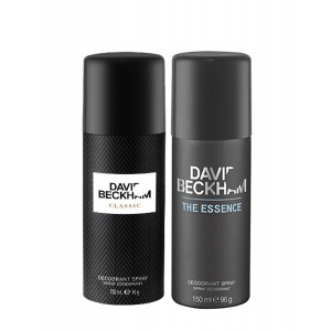 Buy David Beckham Pack Of 2 - Essence And Classic - Nykaa