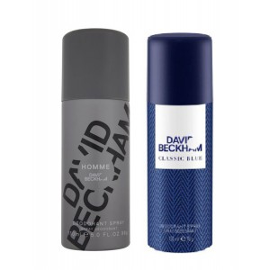 Buy David Beckham Pack Of 2 - Classic Blue And Homme - Nykaa