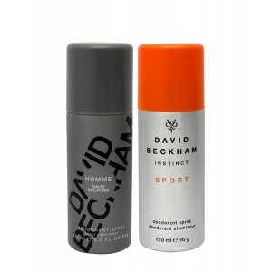 Buy David Beckham Pack Of 2 - Homme And Instinct Sport - Nykaa
