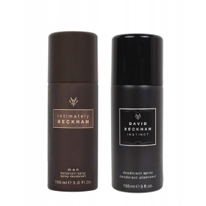 Buy David Beckham Pack Of 2 - Instinct And Intimately Man - Nykaa