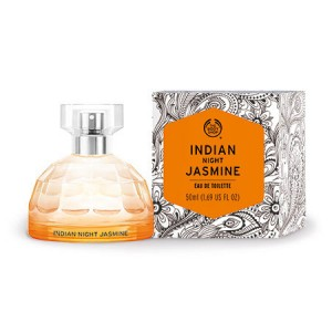 Buy The Body Shop Indian Night Jasmine Eau De Toilette - Nykaa