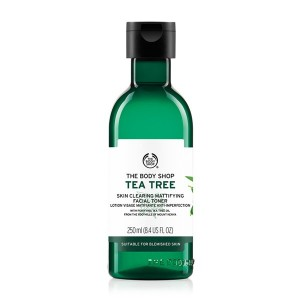 Buy The Body Shop Tea Tree Skin Clearing Mattifying Toner - Nykaa