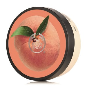 Buy The Body Shop Vineyard Peach Body Butter - Nykaa