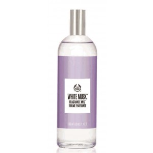 Buy The Body Shop White Musk Brume Parfumee Fragrance Mist - Nykaa