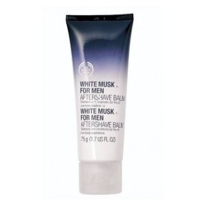 Buy The Body Shop White Musk For Men Aftershave Balm - Nykaa