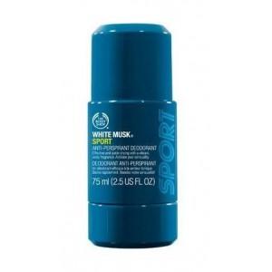 Buy The Body Shop White Musk Sport Anti-Perspirant Deodorant - Nykaa