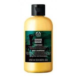 Buy The Body Shop Banana Conditioner - Nykaa
