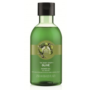 Buy The Body Shop Olive Shower Gel - Nykaa