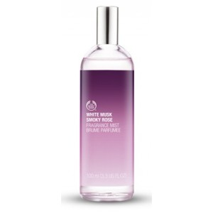 Buy The Body Shop White Musk Smoky Rose Fragrance Mist - Nykaa