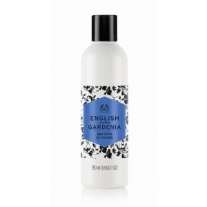 Buy The Body Shop English Dawn White Gardenia Body Lotion - Nykaa
