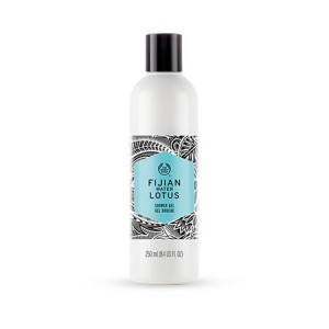 Buy The Body Shop Fijian Water Lotus Shower Gel  - Nykaa