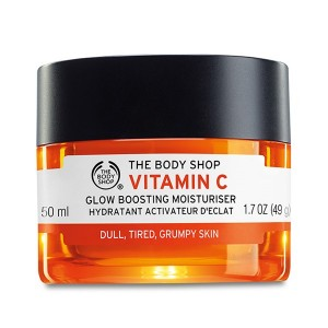 Buy The Body Shop Vitamin C Glow Boosting Moisturiser - Nykaa