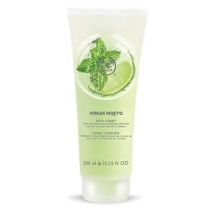 Buy The Body Shop Virgin Mojito Body Sorbet - Nykaa
