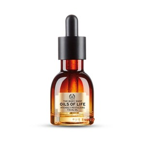Buy The Body Shop Oils Of Life Intensely Revitalising Facial Oil - Nykaa