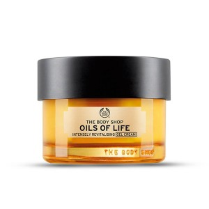 Buy The Body Shop Oils Of Life Intensely Revitalizing Gel Cream - Nykaa