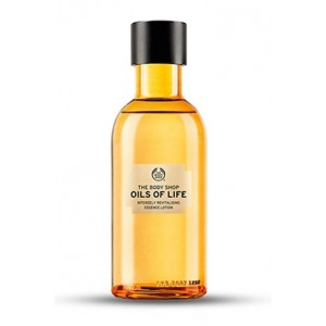 Buy The Body Shop Oils Of Life Intensely Revitalizing Essence Lotion - Nykaa