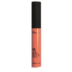 Buy The Body Shop Matte Lip Liquid - Nykaa