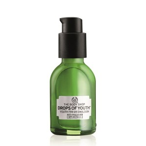 Buy The Body Shop Drops Of Youth SPf 20 PA+++ - Nykaa