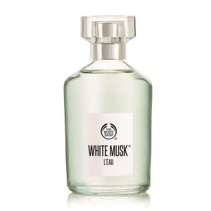Buy The Body Shop White Musk L'eau Eau De Toilette - Nykaa