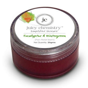 Buy Juicy Chemistry Eucalyptus & Wintergreen (pain Relief Balm) - Nykaa