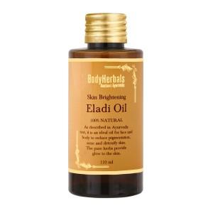 Buy BodyHerbals Ancinet Ayurveda Skin Brightening Eladi Oil - Nykaa