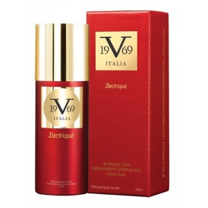 Buy Versace 19.69 Italia Electrique Perfumed Spray For Men - Nykaa