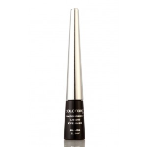 Buy Colorbar Precision Waterproof Liquid Eyeliner (With shiny silver Cap) - Nykaa