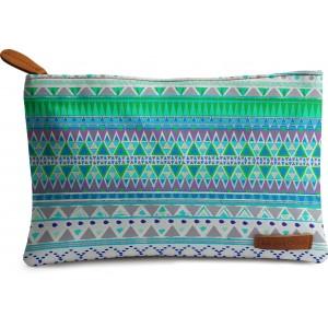 Buy DailyObjects Emerald Chenoa Artprint Carry-All Pouch Medium - Nykaa