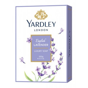 Buy Yardley English Lavender Bathing Soap - Nykaa