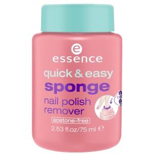 Buy Essence Quick & Easy Sponge Nail Polish Remover - Nykaa