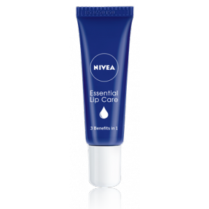 Buy Herbal Nivea Essential Lip Care Balm  - Nykaa