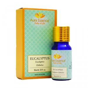 Buy Aura Essence Pure Eucalyptus Essential Oil - Nykaa